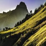 「丘」と「山」の違いについて