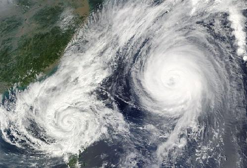 台風 温帯低気圧 違い