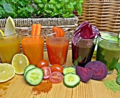 野菜ジュース スムージー