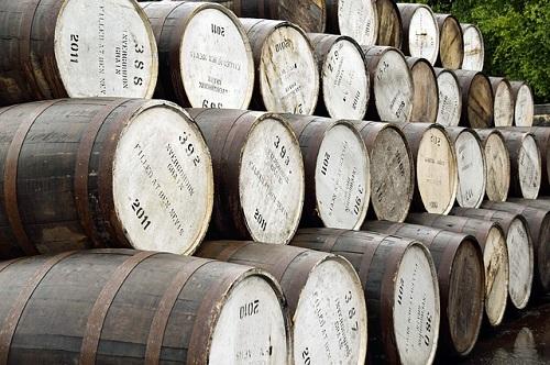 樽 ウィスキー 発酵