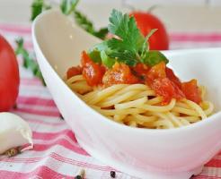 パスタ スパゲッティ 違い